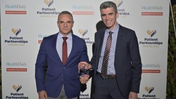 Pfizer: Βραβείο για τη συνεισφορά της στην προσπάθεια αντιμετώπισης της COVID-19