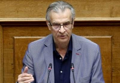 Πέθανε ο πρώην υπουργός του ΣΥΡΙΖΑ, Τάσος Κουράκης