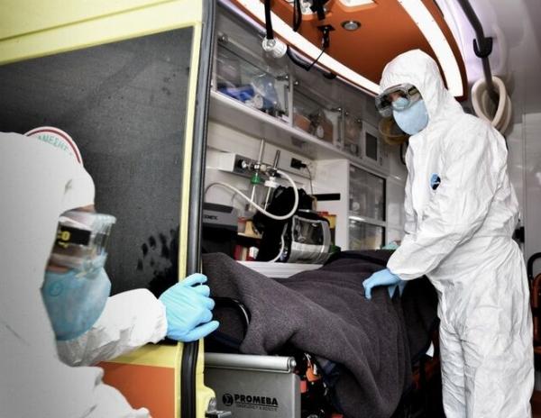 Ανακοινώθηκαν 1.829 κρούσματα και 65 νέοι θάνατοι - 841 σε ΜΕΘ
