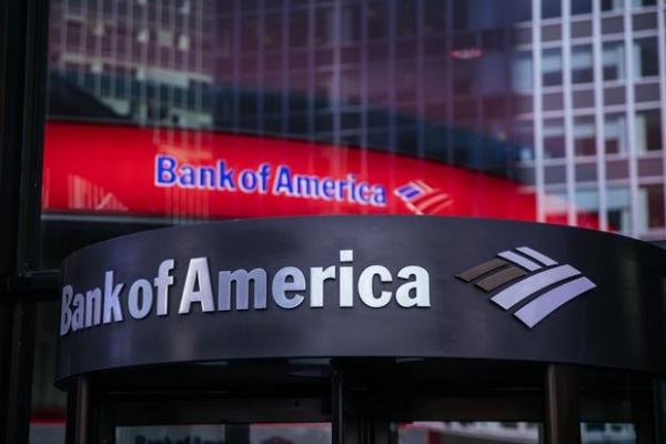 Bank of America: Άλμα 173% για τα κέρδη β΄ τριμήνου