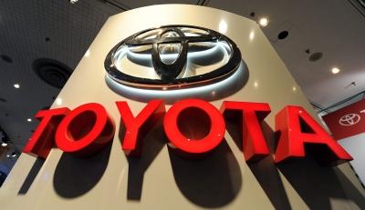 Toyota: «Βουτιά» κατά 74% για τα κέρδη α΄ τριμήνου