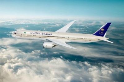Saudia: Τέσσερις εβδομαδιαίες συνδέσεις της Αθήνας με Τζέντα και Ριάντ