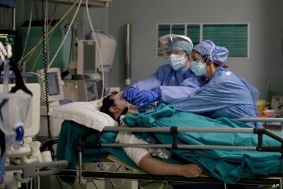 Ξανανοίγει το «Νοσοκομείο Covid» που είχε κατασκευαστεί την άνοιξη κοντά στην έκθεση του Μιλάνου