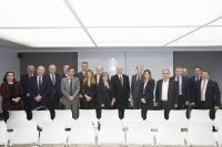 Επίσκεψη του προέδρου της EIOPA, Gabriel Bernardino, στην Ένωση Ασφαλιστικών Εταιριών Ελλάδος