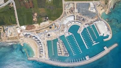 ΤΕΡΝΑ ΑΕ: Παραδόθηκε η πρώτη φάση της ανάπτυξης της Μαρίνας Αγίας Νάπας στην Κύπρο