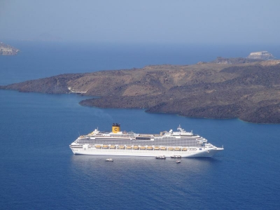 Cruise tourism to grow further in Greece following 15-pct rise in 2019