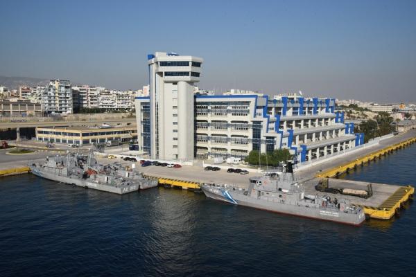 Έγκριση χρηματοδότησης 2 προγραμμάτων ηλεκτροδότησης και ηλεκτροφόρτισης πλοίων στους λιμένες Πειραιά και Ηρακλείου