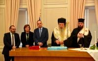 Γ. Πλακιωτάκης στη Μυτιλήνη: «Ψηλά στην ατζέντα της κυβέρνησης η κάλυψη των αναγκών της νησιωτικής Ελλάδας»