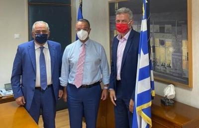Λύσεις σε θέματα της ασφαλιστικής διαμεσολάβησης στη συνάντηση Ε.Ε.Α. με τον υπουργό Οικονομικών