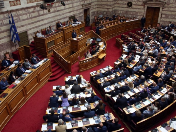 Ψηφίστηκε επί της αρχής το εργασιακό νομοσχέδιο