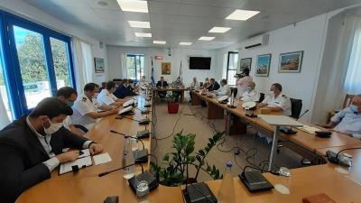 Ευρεία σύσκεψη στην Πάρο υπό τον ΥΝΑΝΠ, Γ. Πλακιωτάκη, για το «Εξπρές Σάμινα»