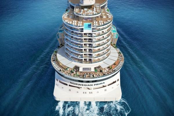 Η Norwegian Cruise Line παρουσίασε το πολυαναμενόμενο Norwegian Prima