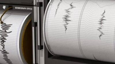 Σεισμός 4,2 Ρίχτερ νότια της Ζακύνθου