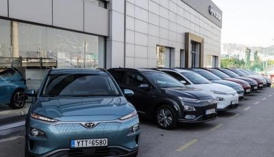 Ο ΑΔΜΗΕ εξοπλίζει με Hyundai Kona Electric τον εταιρικό του στόλο