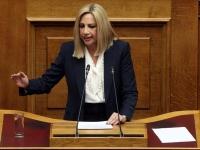 Γεννηματά: «Η κυβέρνηση αποτυγχάνει να αντιμετωπίσει την τουρκική επιθετικότητα»