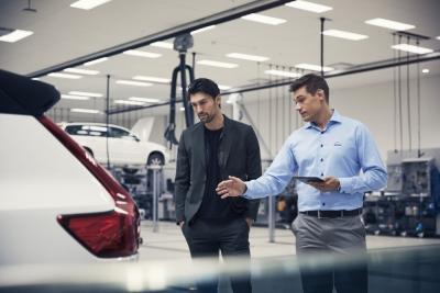 Volvo: Tο μοναδικό πρόγραμμα Εγγύησης Ανταλλακτικών για τον Πελάτη Εφ' όρου Ζωής