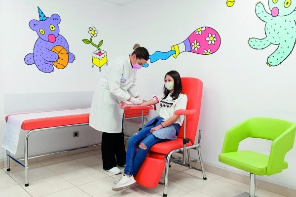 Νέο Κέντρο Διαγνωστικής Παιδιατρικής από τον Όμιλο ΒΙΟΪΑΤΡΙΚΗ
