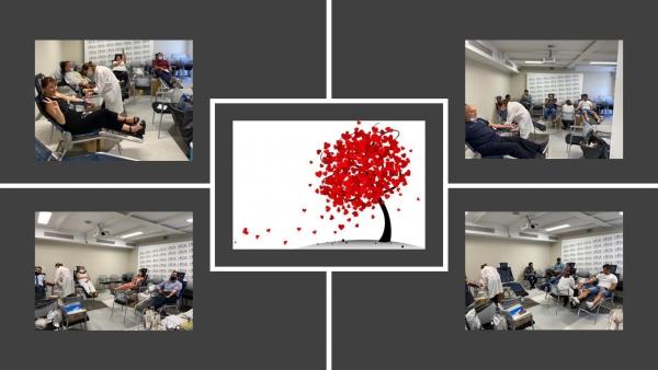 Αιμοδοσία δώρο ζωής από την Mega Brokers