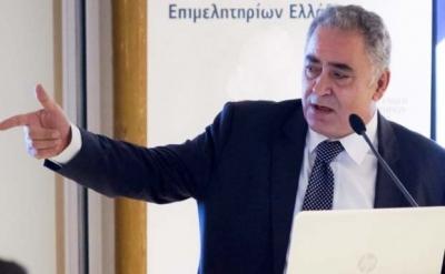 Γ. Χατζηθεοδοσίου: «Οριζόντια μέτρα στήριξης για όλες τις επιχειρήσεις»