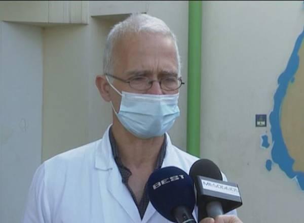 Νεκρός βρέθηκε ο διευθυντής της κλινικής Covid του νοσοκομείου Καλαμάτας, Νίκος Γραμματικόπουλος