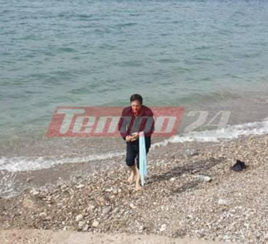 Πάτρα: Εντοπίστηκε η μητέρα του νεκρού βρέφους που βρέθηκε εγκαταλελειμμένο στην παραλία
