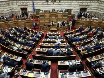 Βουλή: Στις 7 Οκτωβρίου η κύρωση της Συμφωνίας Αμυντικής Συνεργασίας με τη Γαλλία