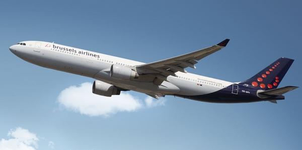 Επανέναρξη πτήσεων της Brussels Airlines από τις 15 Ιουνίου