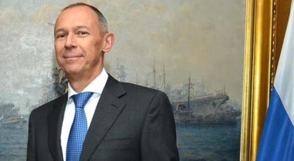 Ρώσος πρέσβης: Τα νησιά έχουν υφαλοκρηπίδα και ΑΟΖ