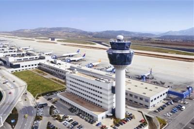 Διεθνής Αερολιμένας Αθηνών: Κατακόρυφη πτώση 68,4% στην επιβατική κίνηση το 2020