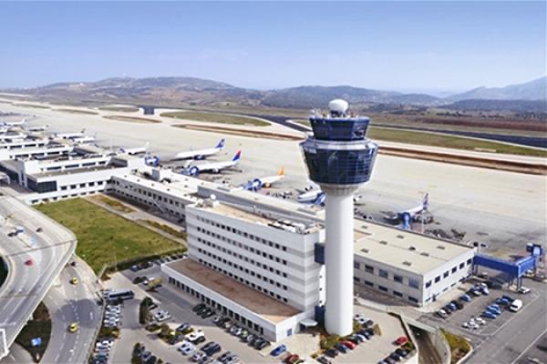 Αυξήθηκε κατά 105,4% η κίνηση στον Διεθνή Αερολιμένα Αθηνών τον Σεπτέμβριο