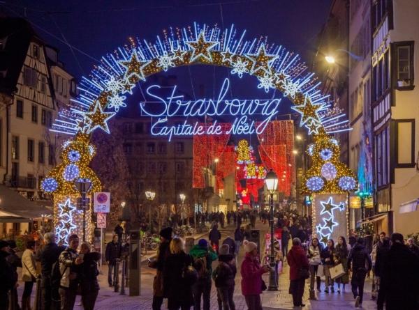 Δεν θα λειτουργήσει φέτος η χριστουγεννιάτικη αγορά του Στρασβούργου