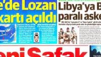 Νέα πρόκληση από την Τουρκία: Χίος, Ψαρά και Σάμος «παραβιάζουν» τη Συνθήκη της Λωζάνης
