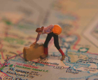 Πτώση 79,3% στις ταξιδιωτικές εισπράξεις το α΄ τετράμηνο - Αύξηση 211% τον Απρίλιο