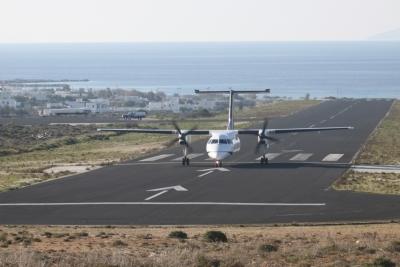 Παρατάσεις αεροπορικών οδηγιών για πτήσεις εξωτερικού και εσωτερικού