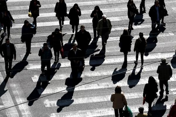Σε 1.043.709 άτομα ανήλθε το σύνολο των εγγεγραμμένων ανέργων τον Οκτώβριο