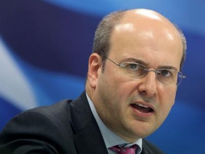 Χατζηδάκης: Ούτε αναβολή του ασφαλιστικού νομοσχεδίου ούτε πρόσθετος φόρος για το ασφαλιστικό