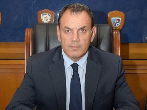 Στα ΗΑΕ ο Ν. Παναγιωτόπουλος, ο αρχηγός ΓΕΕΘΑ και ο γενικός διευθυντής της ΓΔΑΕΕ