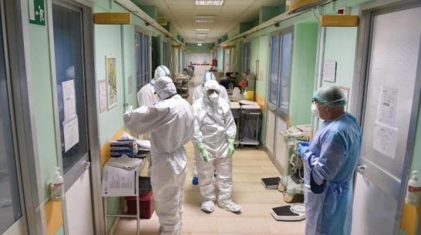 Καταμετρήθηκαν 791 κρούσματα σε 24 ώρες - 375 διασωληνωμένοι - 11 νέοι θάνατοι