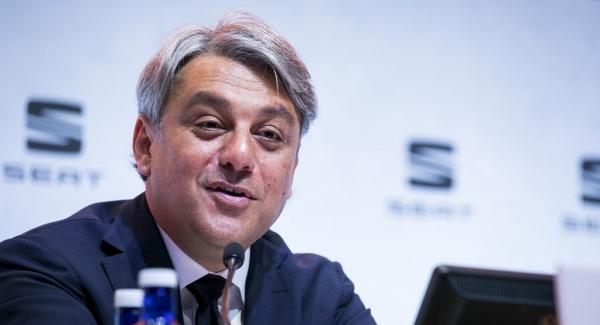 Παραιτήθηκε ο πρόεδρος της Seat και πάει στη Renault