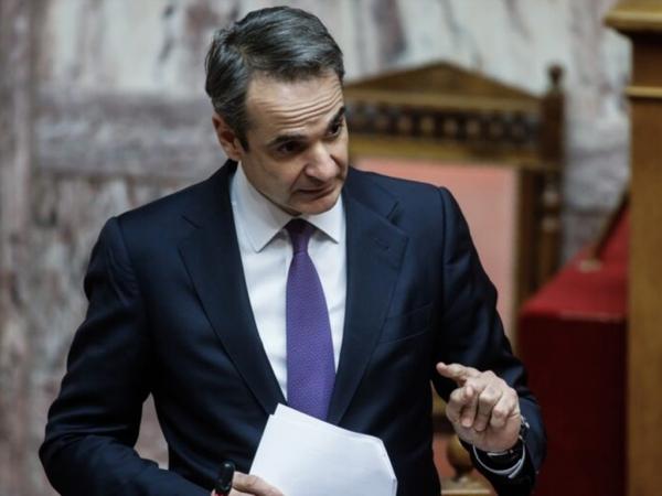 Μητσοτάκης: Παραμένει στα 300 ευρώ το πρόστιμο για 10 ημέρες