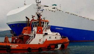 Επίθεση σε εμπορικό πλοίο ισραηλινής εταιρείας στα ανοιχτά των Ηνωμένων Αραβικών Εμιράτων