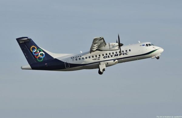 Olympic Air: Τροποποιήσεις πτήσεων λόγω της σημερινής 4ωρης απεργιακής κινητοποίησης