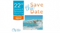 22nd Insurance and Reinsurance Meeting is postponed