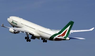 Alitalia: Αναστολή πτήσεων από και προς το αεροδρόμιο του Μιλάνου