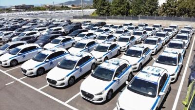 Στον στόλο της Ελληνικής Αστυνομίας 35 νέα περιπολικά Hyundai i30
