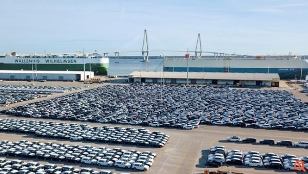 BMW Group: Μεγαλύτερος εξαγωγέας οχημάτων στις ΗΠΑ για 7η συνεχή χρονιά