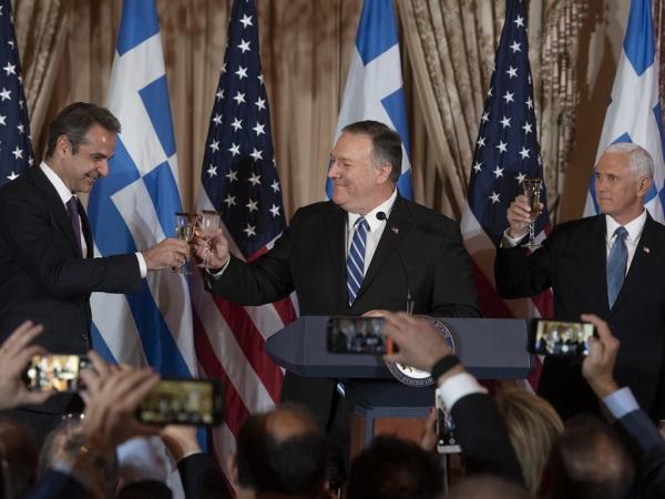 Μητσοτάκης από ΗΠΑ: «Είμαι σίγουρος ότι μπορεί να είναι η δεκαετία της ελληνικής επιτυχίας»
