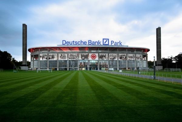 Deutsche Bank expands its partnership with Eintracht Frankfurt