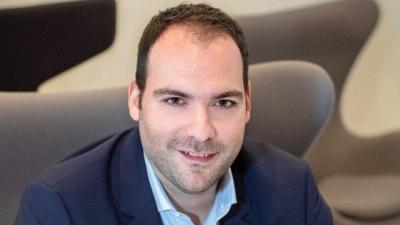 Unilever: Ο Βασίλης Χατζηχριστόφας Οικονομικός Διευθυντής Νοτιοανατολικής Ευρώπης