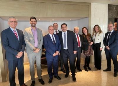 Συνάντηση της Ελλαδο - Κυπριακής Επιτροπής LIMRA στη Λεμεσό